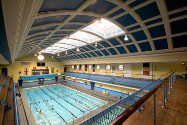 Newcastle City pool