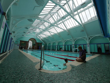 Warrender Baths Club