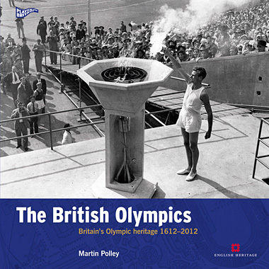 The British Olympics cover
