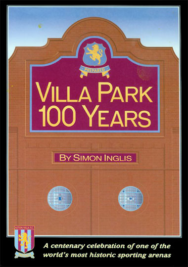 Villa Park - 100 Years cover