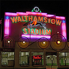 Sporting galleries - Walthamstow stadium