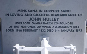 Hulley grave