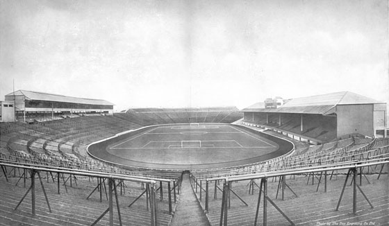 Hampden Park in 1937