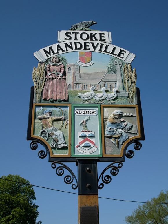Stoke Mandeville, celebrated as the birthplace of the Paralympics