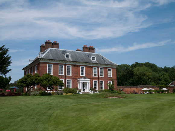 Eltham Lodge, the Grade I listed clubhouse of Royal Blackheath Golf Club